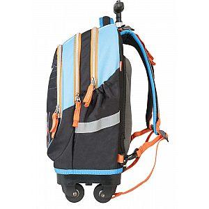 Target SMART Trolley Skate 17884 - šolska torba na kolesih