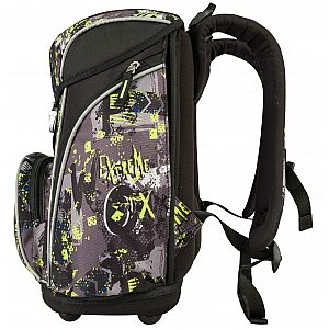 GT ERGONOMIC Urban Jump 26358 - anatomski šolski nahrbtnik, šolska torba