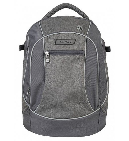 Target AIR PACK SWITCH Melange Grey 21875 - anatomski šolski nahrbtnik, šolska torba