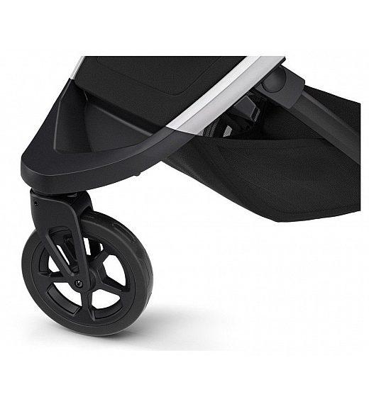 Thule SPRING ALUMINIUM s strehico - športni voziček