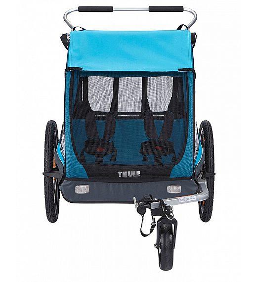 Kolesarska prikolica Thule Coaster XT Bike Trailer + Stroll