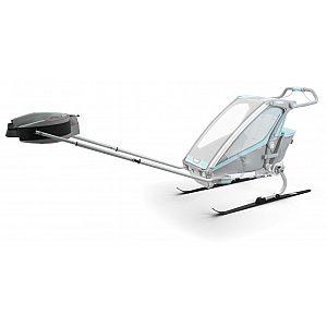 Set za tek na smučeh Thule Chariot SKI Kit