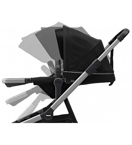 Thule SLEEK Midnight Black - otroški voziček