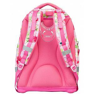 SUPERLIGHT Hello Kitty loves You 19677 - šolska torba, šolski nahrbtnik