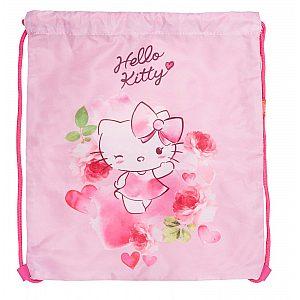 Torba - vrečka za copate HELLO KITTY LOVES YOU 19680