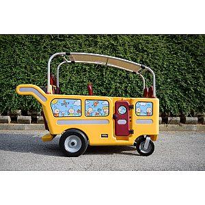 ItalTrike Espresso SPINTA - voziček za več otrok