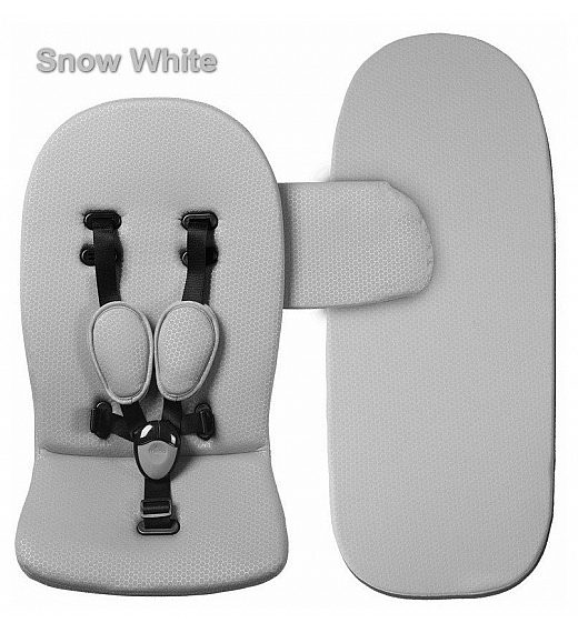 Voziček Mima XARI SNOW WHITE + STARTER KIT