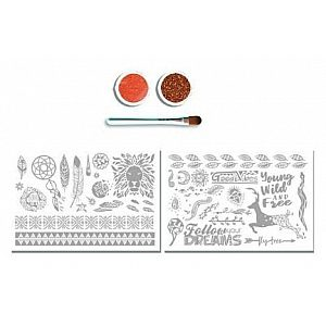 TATTOO SET GLITZA HOME - BOHO