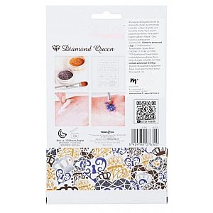 TATTOO SET GLITZA HOME - DIAMOND QUEEN