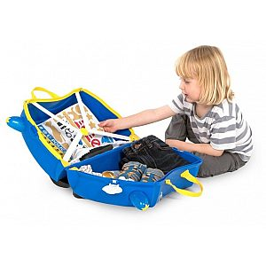 Trunki PERCY - potovalni kovček