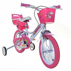 Otroško kolo 14'' Dino Bikes UNICORN SAMOROG