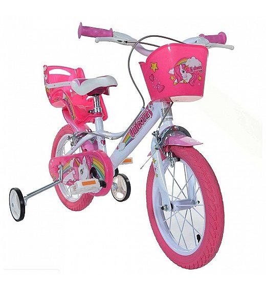 Otroško kolo 14 Dino Bikes UNICORN SAMOROG