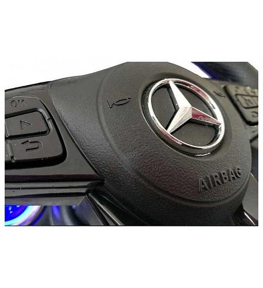 12V MERCEDES GT-R BIemme - avto na akumulator bel