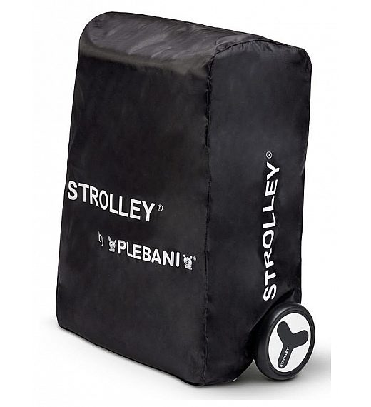 Voziček Plebani STROLLEY grey melange
