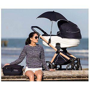 Momon AFTER 59 Blue Riva - trio otroški voziček