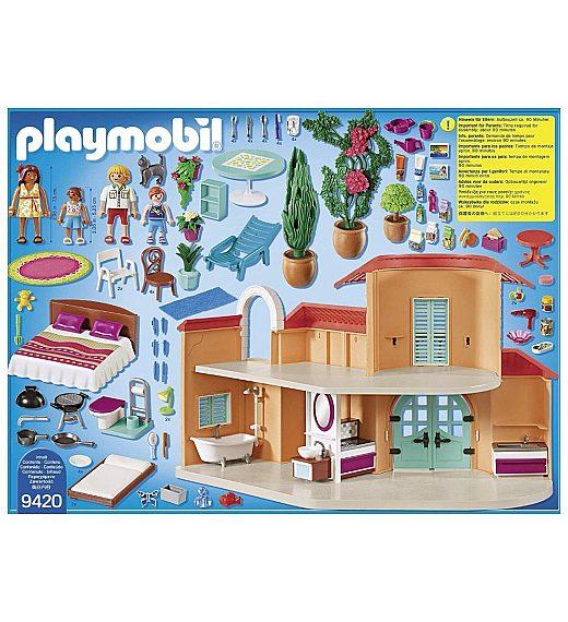 Playmobil Vila 9420