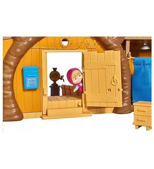 Maša in Medved Playset Medvedova hiša