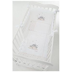 DOLCESTELLA Tortora Foppapedretti - lesena postelja