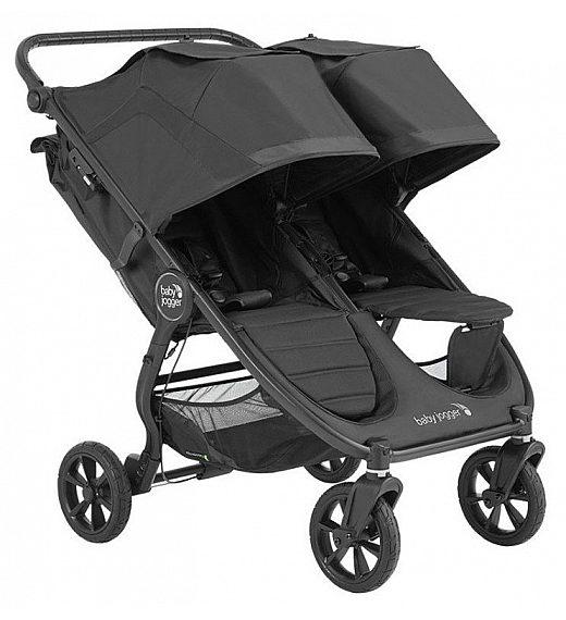 Voziček za dvojčke Baby Jogger CITI MINI DOUBLE GT2 Jet