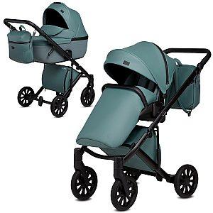 E/TYPE aqua - duo otroški voziček