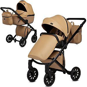 E/TYPE caramel - duo otroški voziček