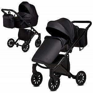 E/TYPE noir - duo otroški voziček