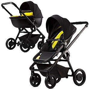 Quant Flame – duo otroški voziček