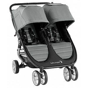 Voziček za dvojčke  CITI MINI2 DOUBLE Slate