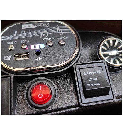 12V MERCEDES CLS 350 AMG Babycar pink - otroški električni avto