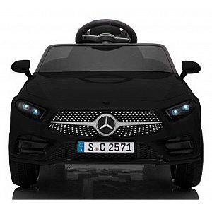 12V MERCEDES CLS 350 AMG Babycar črn - otroški električni avto