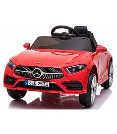 12V MERCEDES CLS 350 AMG Babycar rdeč - otroški električni avto