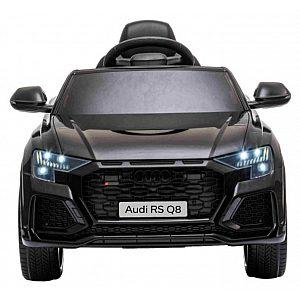 12V Avto AUDI RS Q8 - avto na akumulator črn