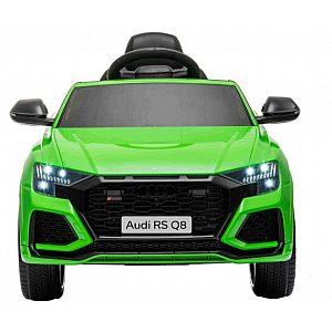 12V Avto AUDI RS Q8 - avto na akumulator zelen