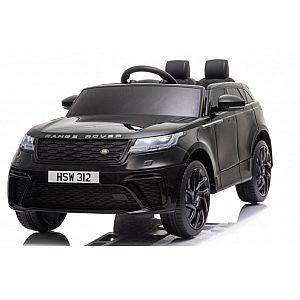 12V baterijski avto z daljincem LAND ROVER VELAR črne barve