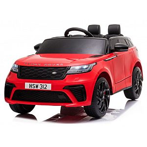 12V baterijski avto z daljincem LAND ROVER VELAR rdeče barve