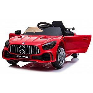 12V MERCEDES GT-R BIemme - avto na akumulator rdeč