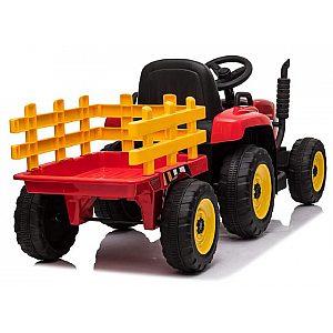 12v baterijski traktor s prikolico