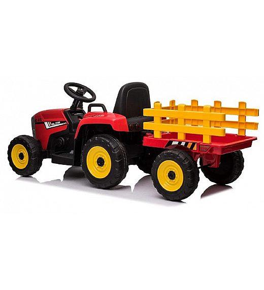 12v baterijski traktor s prikolico Biemme