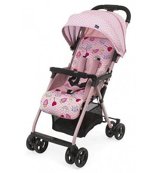 Voziček Chicco OHLALA 3 Candy Pink