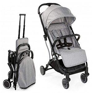 Chicco TROLLEY ME Light Grey - otroški voziček