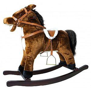 Gugalnik konj Decar2 rjav