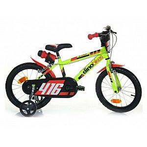 Otroško kolo 16'' Dino Bikes MTB 416 rumen