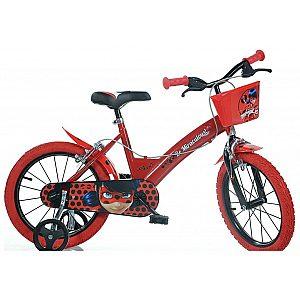 Otroško kolo 14'' Dino Bikes LADYBUG