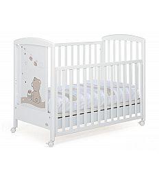 GOLOSONE - lesena postelja z vzmetnico