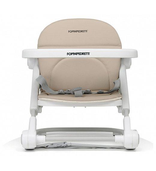 Foppapedretti LIFT Sand - prenosni stolček za hranjenje