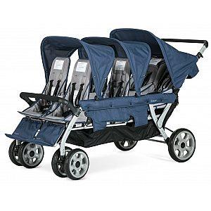 Foundations JAMBOREE - voziček za 6 otrok