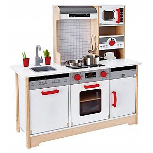 Velika lesena kuhinja Hape Deluxe