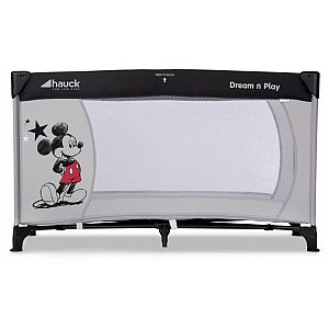 Hauck DREAM'N PLAY Mickey Mouse - prenosna posteljica