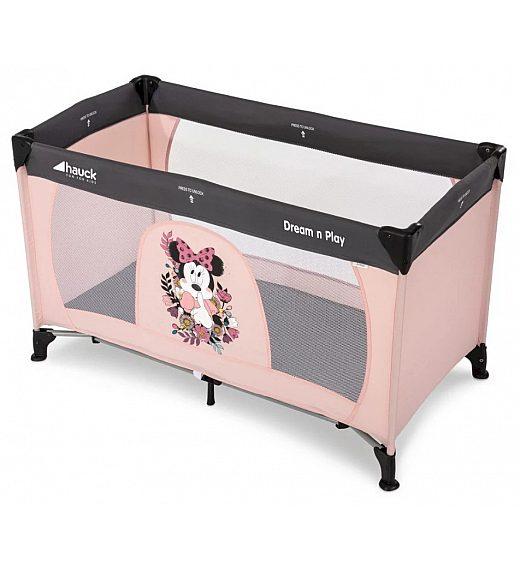 Hauck DREAM'N PLAY Minnie - prenosna posteljica