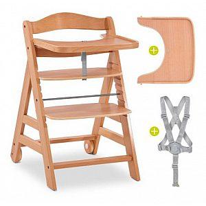 Lesen stolček za hranjenje  ALPHA PLUS MOVE